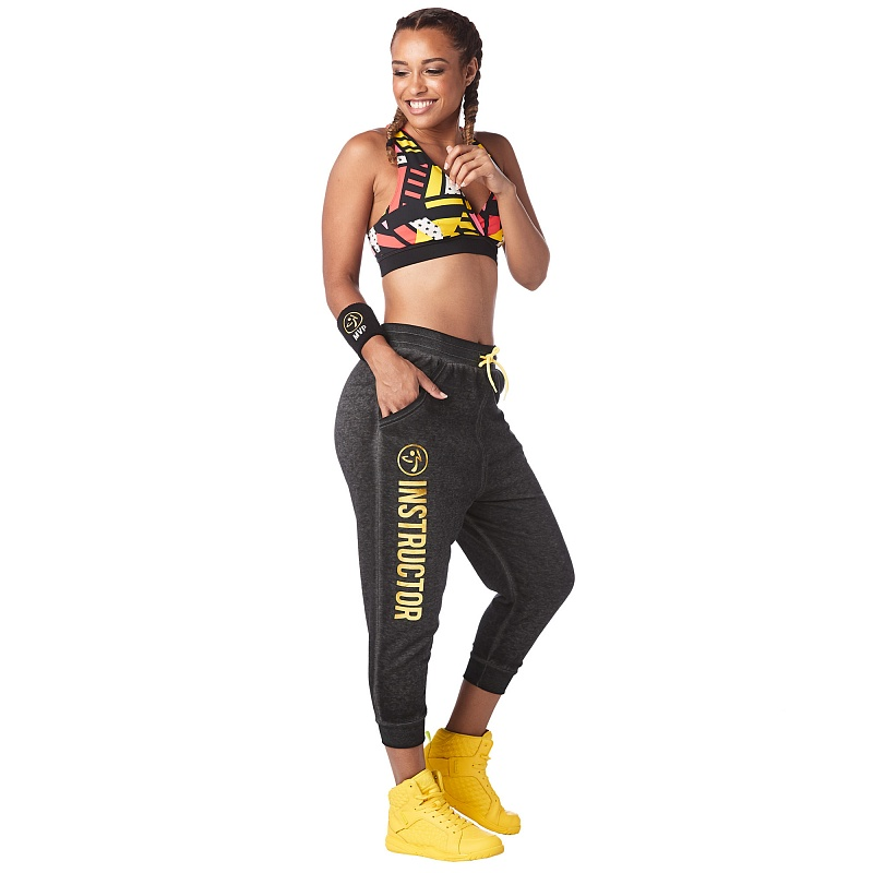 Капри женские (Zumba Queen Instructor Capri Sweatpants)